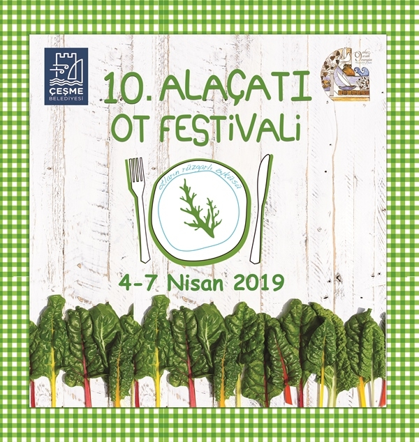 10th Alaçatı Herb Festival