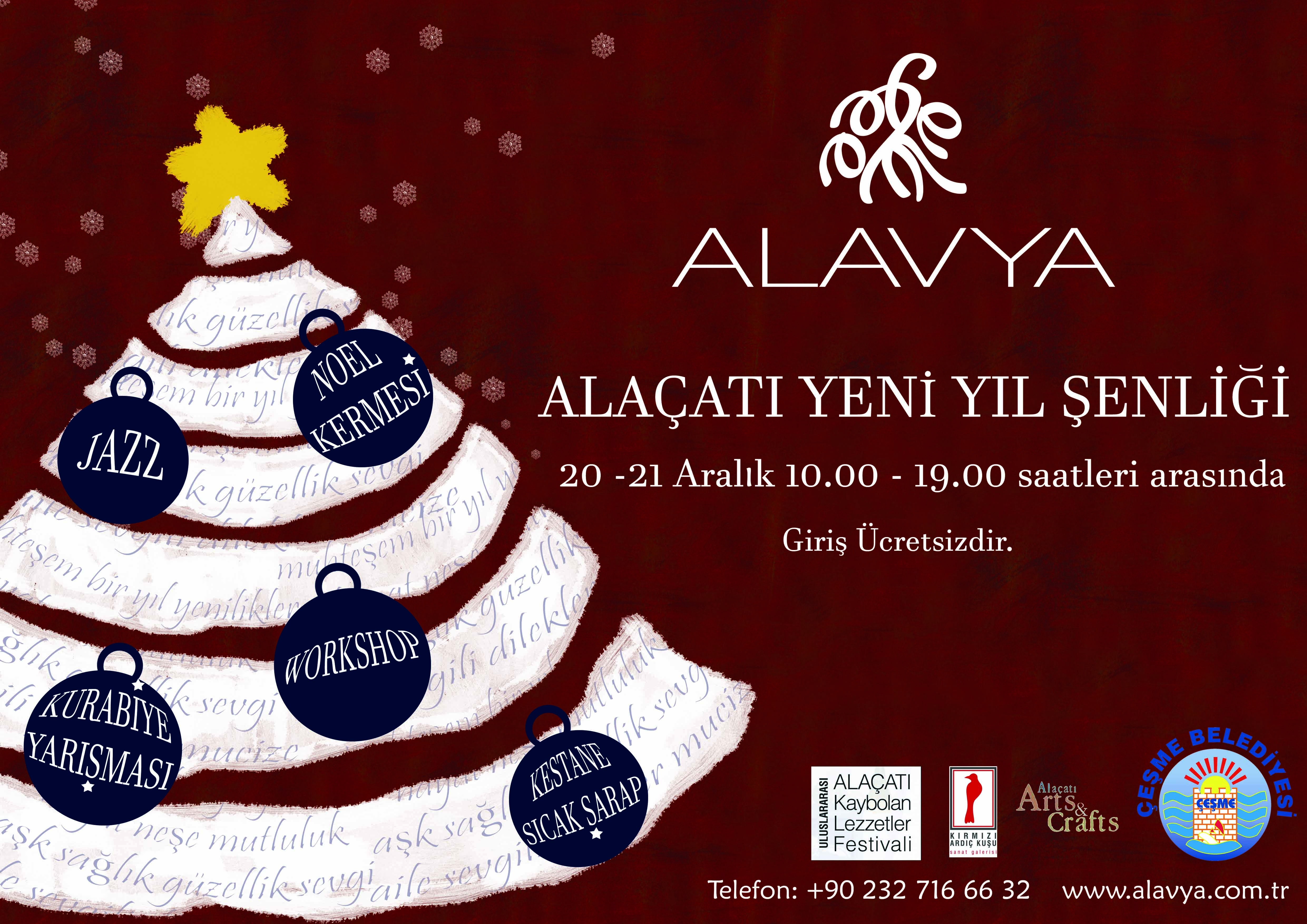Alaçatı Christmas Event