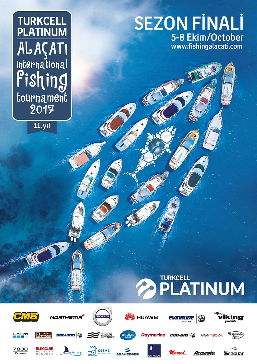 Alaçatı International Fishing Tournament