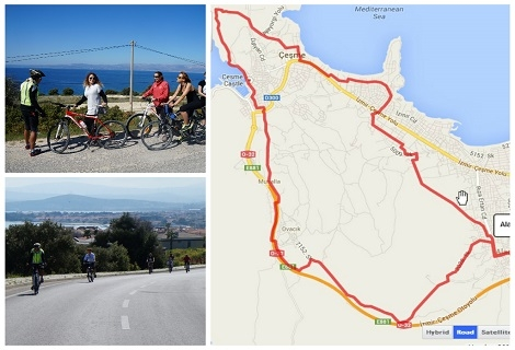 Cycling Tours with Uli