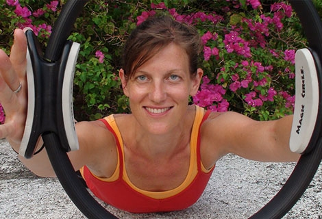 Pilates Workshop with Mareile Paley