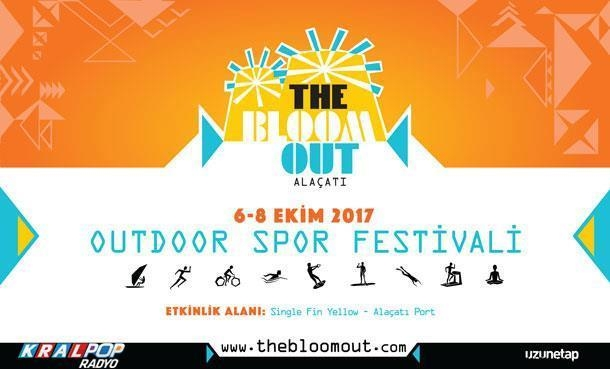 The Bloom Out Alaçatı Outdoor Spor Festivali