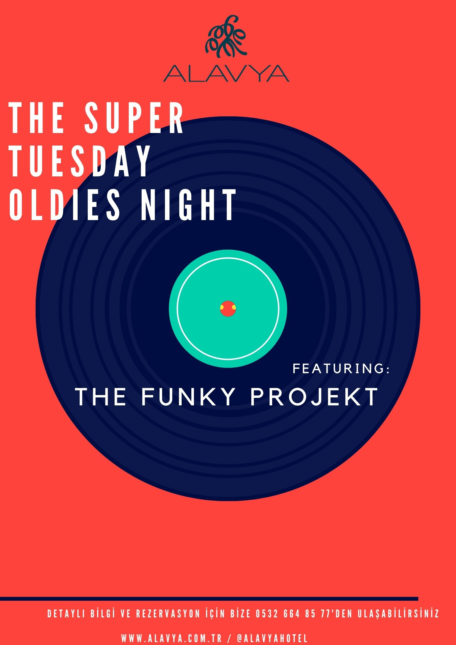 The Super Tuesday Oldies Night
