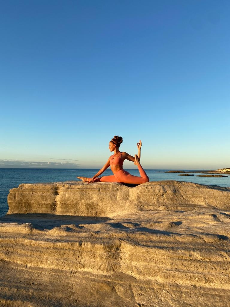 Yoga With Alexis starting on the 2nd of July