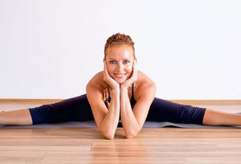 Yoga with Alexis Gulliver