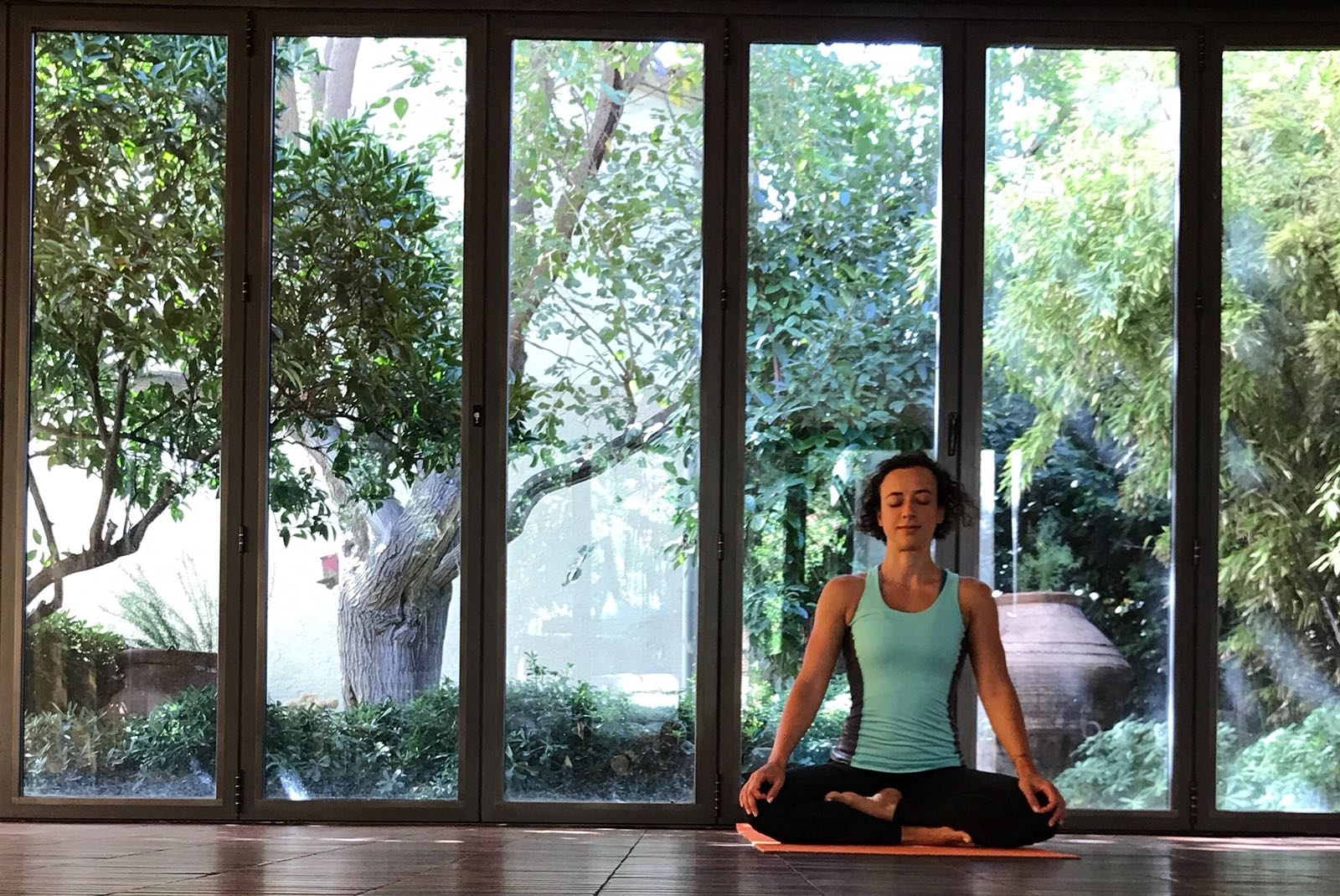 Yoga with Seda Musaoglu between 24-27 August