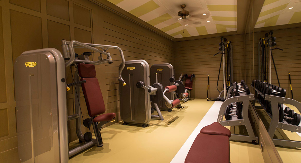 Alavya Spa & Fitness 5